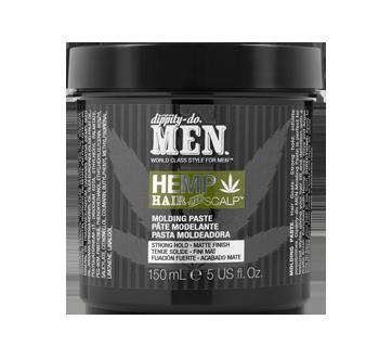 Hemp Hair and Scalp Molding Paste, 150 ml