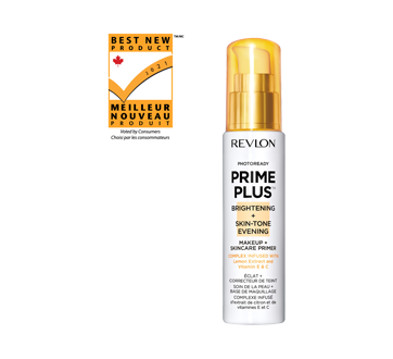 Photoready Prime Plus Makeup + Skincare Primer Brightening & Color Correcting, 1 unit