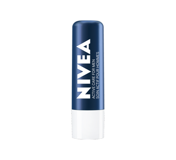 Image 2 of product Nivea Men - Active Care Lip Care 24H Moisture, 2 units