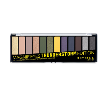 Magnif'Eyes Thunderstorm Eye Contouring Palette, 14.16 g