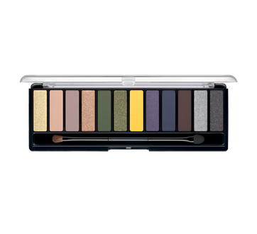 Image 2 of product Rimmel London - Magnif'Eyes Thunderstorm Eye Contouring Palette, 14.16 g