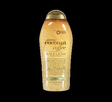 Smoothing + Coconut Coffee Scrub & Wash, 577 ml