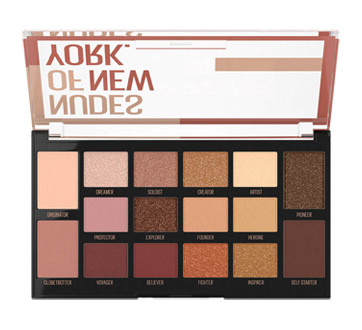 Image 2 of product Maybelline New York - The Nudes Eyeshadow Palette, 12 g , Melting Pot Shadow P