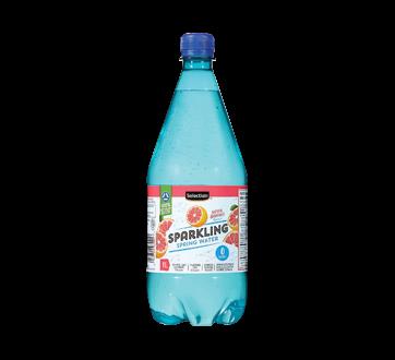 Sparkling Spring Water, 1 L, Grapefruit