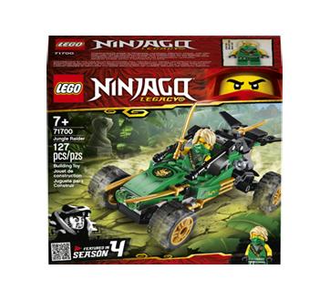Jungle Raider, 1 unit