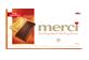 Thumbnail of product Merci - Merci Dark Orange Almonds, 100 g