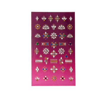 Image 2 of product Kiss - 3D Luxe Accents - Real Crystal Nail Art, 1 unit