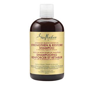 Shampoo Strenghten & Restore Jamaican Black Castor Oil, 379 ml