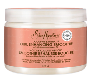 Smoothie Curl Enhancing Coconut & Hibiscus, 325 ml