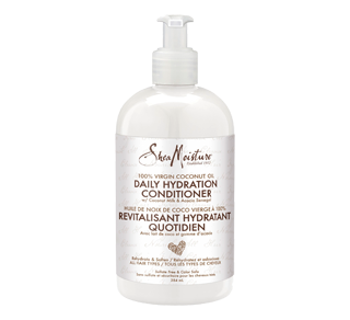 Conditioner Daily Hydration 100% Virgin Coconut Oil, 384 ml