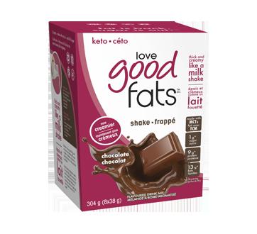 Image of product Love Good Fats - Chocolat Shake, 38 g