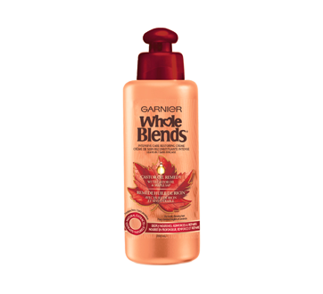 Whole Blends Castor Oil Remedy Leave-in Balm, 200 ml