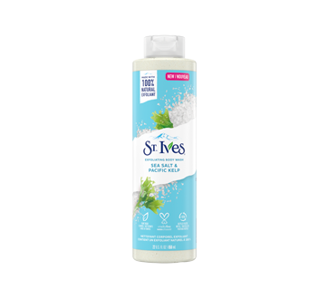 Body Wash, 650 ml, Sea Salt n Pacific Kelp