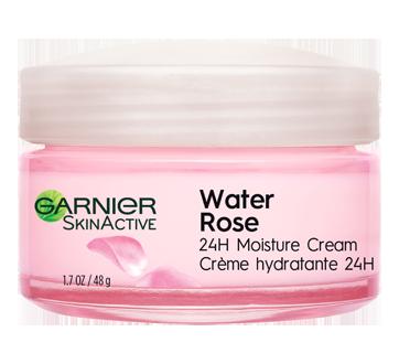 Image 2 of product Garnier - SkinActive Water Rose 24h Moisture Cream, 48 g