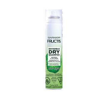 Fructis Invisible Dry Shampoo, 200 ml, Mint-Mojito