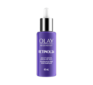 Regenerist Retinol 24 Night Facial Serum, 40 ml