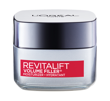 Revitalift Volume Filler Anti-Aging Replumping Day Moisturizer with Hyaluronic Acid + Fibroxyl, 50 ml