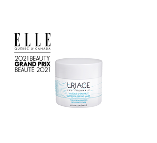 Eau Thermale Water Sleeping Mask, 50 ml