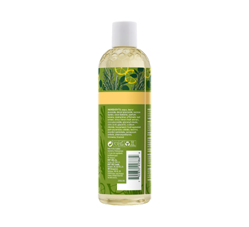 Image 3 of product Burt's Bees - Body Wash, 354.8 ml, Rosemary & Lemon