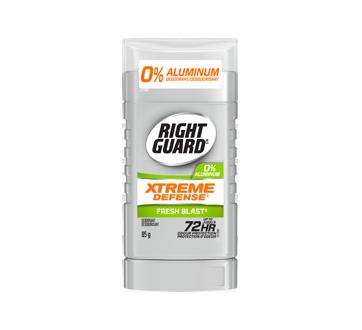 Xtreme Deodorant, 85 g, Fresh Blast