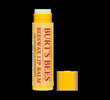 Image 3 of product Burt's Bees - 100% Natural Moisturizing Lip Balm, Original Beeswax, 3 units