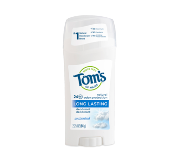 Long Lasting Deodorant, 64 g, Unscented