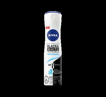 Black & White Invisible 48H Anti-Perspirant Protection Dry Spray, 150 ml, White Blossom