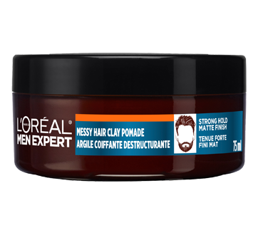 Men Expert Barberclub Messy Hair Clay Pomade, 75 ml