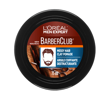 Image 2 of product L'Oréal Paris - Men Expert Barberclub Messy Hair Clay Pomade, 75 ml
