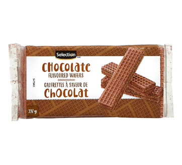 Chocolate Flavoured Wafers, 227 g
