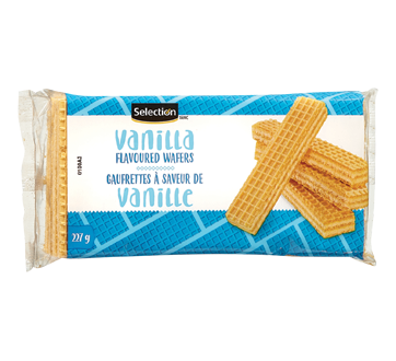 Vanilla Flavoured Wafers, 227 g