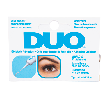 Image 2 of product Ardell - Duo Striplash Adhesive, 1 unit, White/Clear