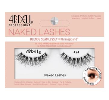 Naked Lashes, 1 unit, #424