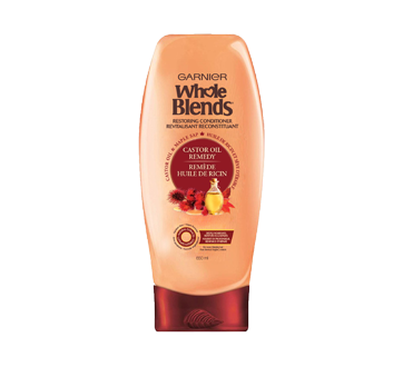 Whole Blends Castor Oil Remedy Conditioner, 650 ml