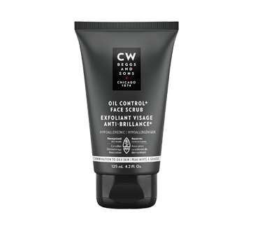 Image of product CW Beggs and Sons - Oil Control+ Face Scrub, 125 ml