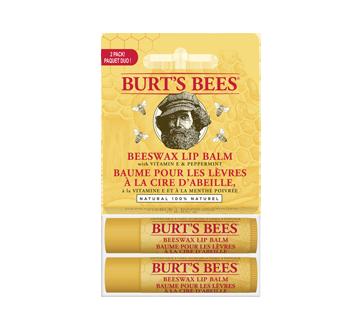 Beeswax 100% Natural Moisturizing Lip Balm