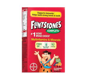 Image of product Les Pierrafeu - Flinstones Chewable Tablets Multivitamins & Minerals, 150 units