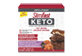 Thumbnail of product SlimFast - Keto Fat Bomb, 14 x 17 g, Caramel Nut Clusters