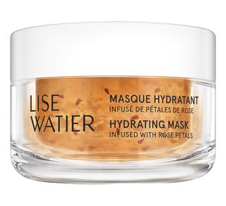 Hydrating Mask Infused With Rose Petals, 50 ml