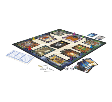 Image 4 of product Hasbro - Clue Board Game, 1 unit