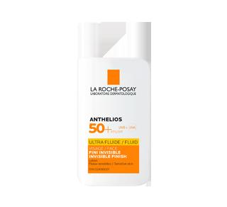 Anthelios Ultra-Fluid Face Sunscreen Lotion SPF50, 50 ml