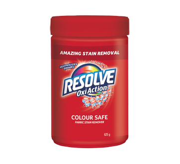 Image of product Resolve - Oxi Action Stain Remover, 625 g