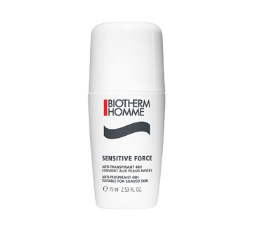 Image of product Biotherm Homme - Sensitive Force Anti-Perspirant 48H, 75 ml