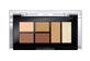 Thumbnail 2 of product Rimmel London - Mini Power Palette, 1 unit, #002-Sassy