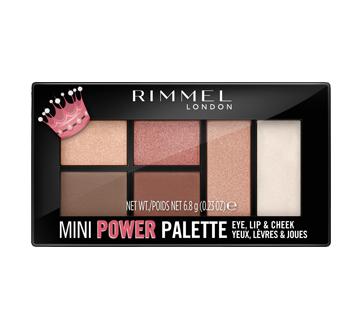 Image 2 of product Rimmel London - Mini Power Palette, 1 unit, #003-Queen