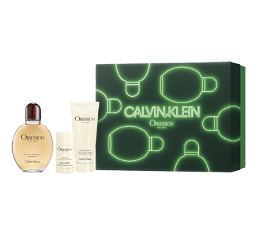 Image of product Calvin Klein - Obsession for Men Set, 3 units
