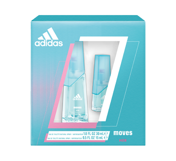 Adidas Moves for Her Set, 2 units