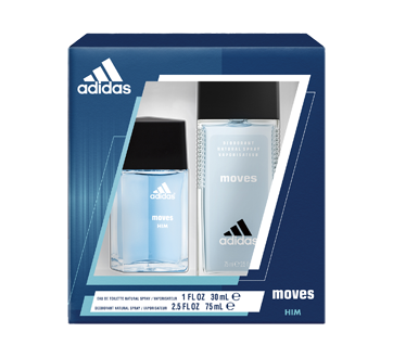 Adidas Moves for Him Set, 2 units