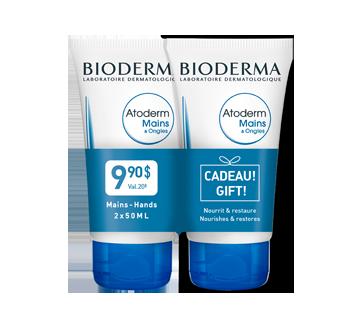 Atoderm Hand & Nail Cream, 2 units