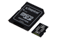 Thumbnail of product Kingston - Canvas Select Plus 64gb Micro SDHC Card with Adapter, 1 unit
